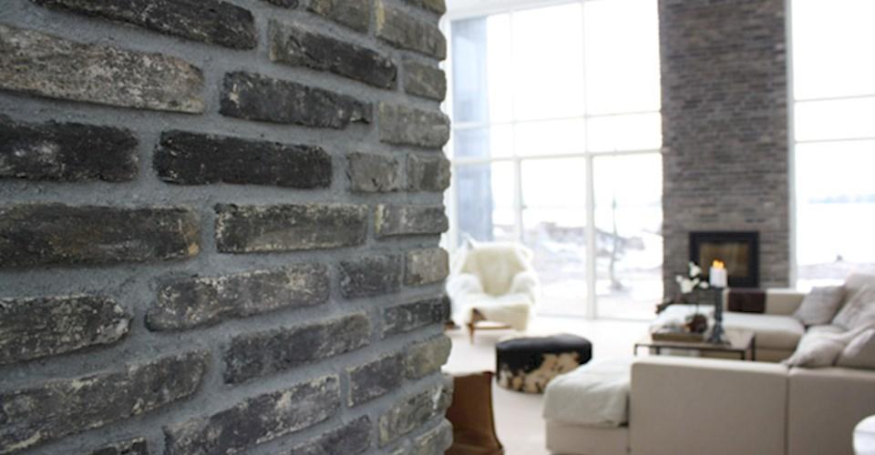 Masser af karakter med gamle mursten